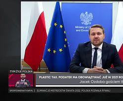 Solidarna Polska nie chce plastic tax. Ponad 400 mln euro co roku trafiałoby do budżetu UE