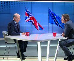 """""""Brexit pewny"""". Rostowski komentuje sytuację w Europie"""