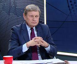 """""""Przez nieuwagę powiedział prawdę"""". Balcerowicz o """"wpadce"""" Bartosza Marczuka"""