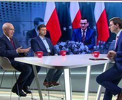 """Expose Morawieckiego. Ekonomista: """"są olbrzymie wyzwania, a premier macha białą flagą"""""""