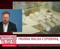 """Zakaz zgromadzeń. Minister zdrowia: """"mamy narzędzia od mandatów po grzywny"""""""