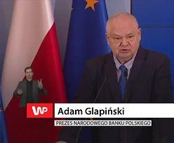 Glapiński: Polska szykuje bezprecedensowe uderzenie w skutki kryzysu