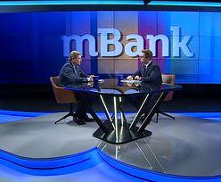 """Pekao zainteresowane mBankiem. """"Ścigamy się z Putinem, jeśli chodzi o państwową własność w bankach"""""""