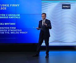 Pieniądze i miejsca pracy. Związki Polski z Wielką Brytanią