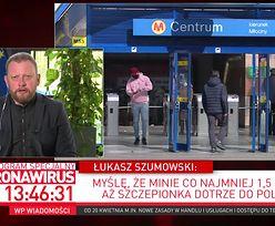 Koronawirus w Polsce. Szumowski chce obowiązkowych szczepień