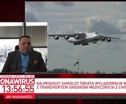 Antonow An-225 w Polsce. Co przywiózł i dlaczego zdecydowano się na ten samolot?