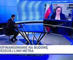 Metro nie tylko w Warszawie? Minister odpowiada