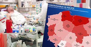 """Koronawirus. Trzy regiony bliskie """"zamknięcia"""". Podążają drogą woj. warmińsko-mazurskiego"""