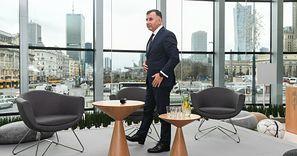 Prezes PKO BP odchodzi i akcje lecą w dół. Z rynku wyparowały ponad 3 mld zł