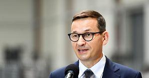 Luka VAT. Morawiecki chwali się wzrostem ściągalności podatków i uderza w poprzedników