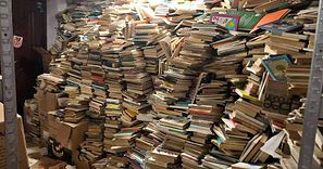Antykwariaty upadają. Znalazł niszę na rynku i odkrył, jak zarabiać na handlu książkami