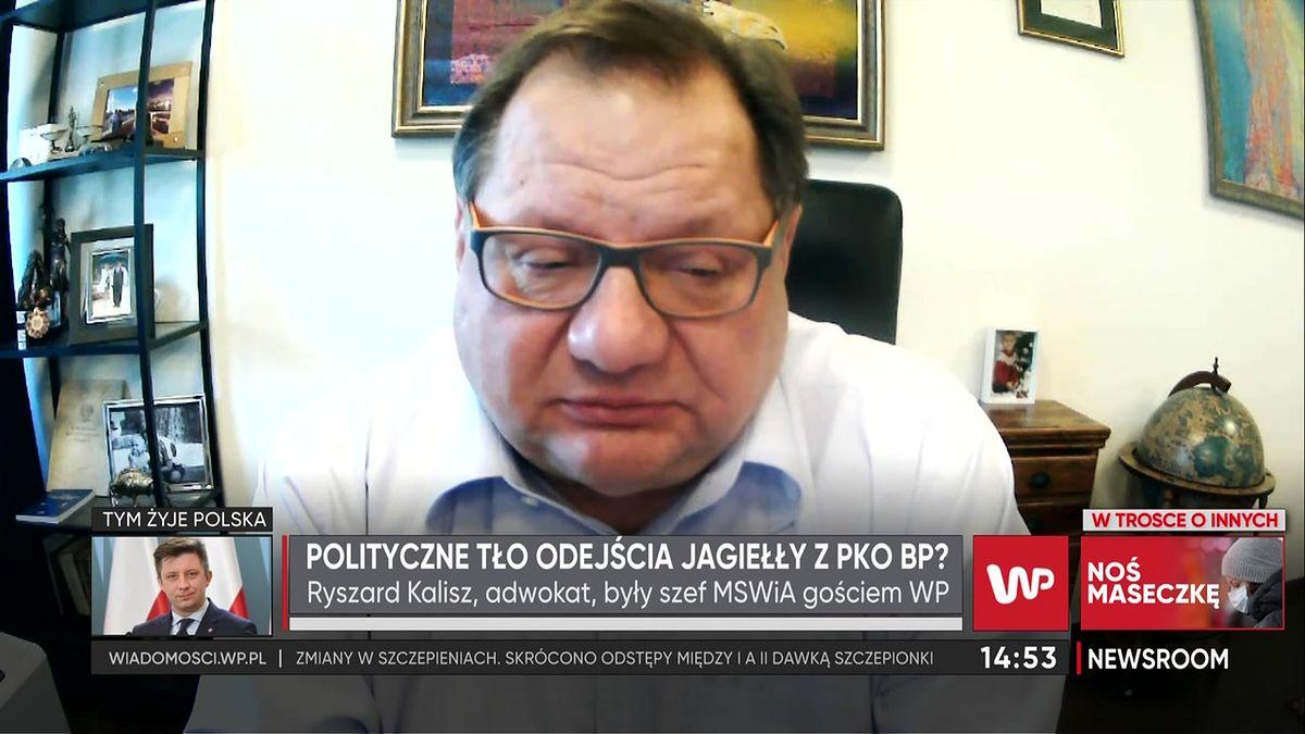 """Zbigniew Jagiełło odszedł z PKO BP. """"Cenię go, choć stał się trochę PiS-owski"""" - Money.pl"""