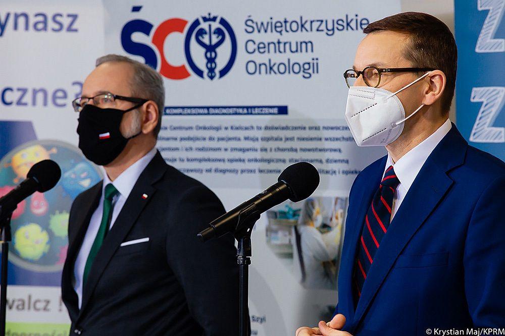 Pomorze do zamknięcia, Lubuskie na granicy. Rząd siada do rozmów o zaostrzaniu zasad - Money.pl