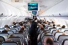 wakacje, samolot, lot, lotnisko, urlop