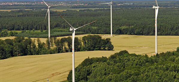 Zielona energia dla klientów TAURONA