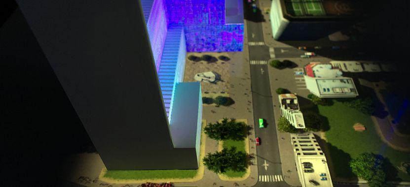 PHN wspina się na wyżyny. Spółka buduje w Warszawie 155-metrową wieżę