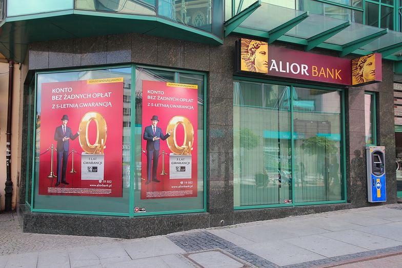 S&P potwierdził ratingi Alior Banku