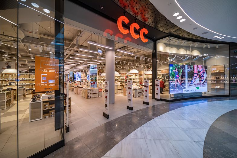 W e-sklepach CCC wdrożono odroczone płatności PayPo