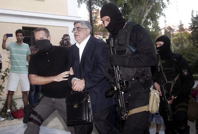 Kryzys w Grecji. Politycy Złotej Jutrzenki bez immunitetu