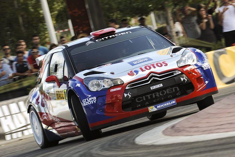 Robert Kubica mistrzem świata w WRC 2. Wygrał rajd Hiszpanii
