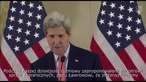 USA i Rosja będą współpracować w zakresie bezpieczeństwa