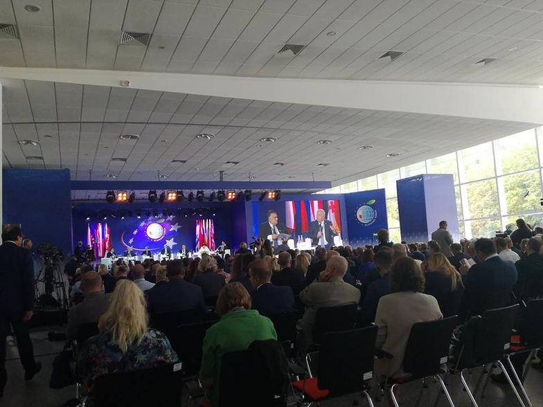 Inauguracja XXVIII Forum Ekonomicznego w Krynicy