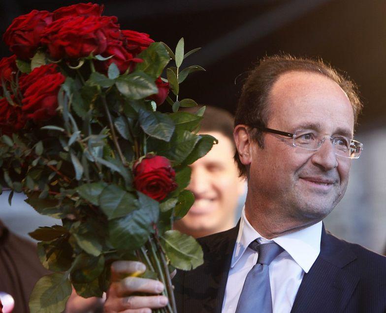 Hollande, Sarkozy? Są pierwsze wyniki