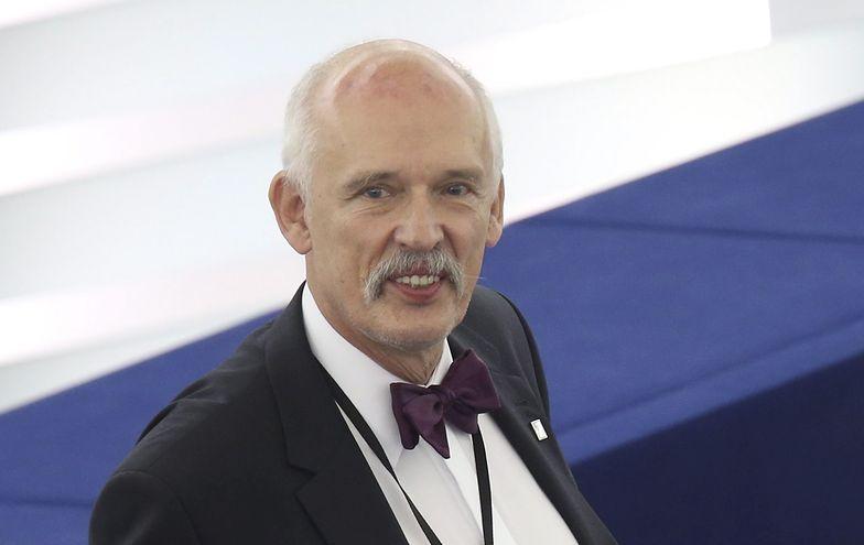 Korwin-Mikke bez immunitetu za spoliczkowanie Boniego