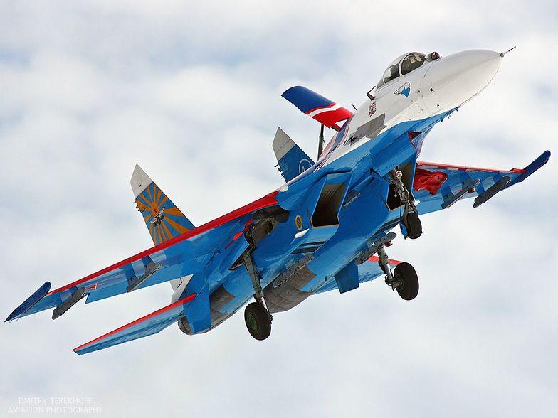 Stosunki Białoruś-Rosja. Rosyjskie Su-17 będą stacjonować w Bobrujsku