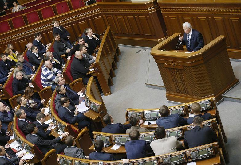 Sytuacja na Ukrainie. Na nowy rząd jeszcze poczekamy