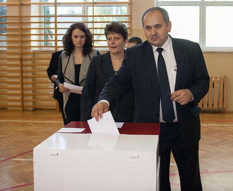 Wybory na Podkarpaciu: Miażdżąca wygrana...