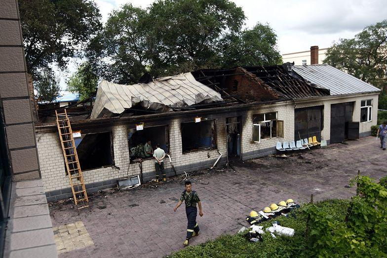 Pożar w domu seniora. Są ofiary śmiertelne