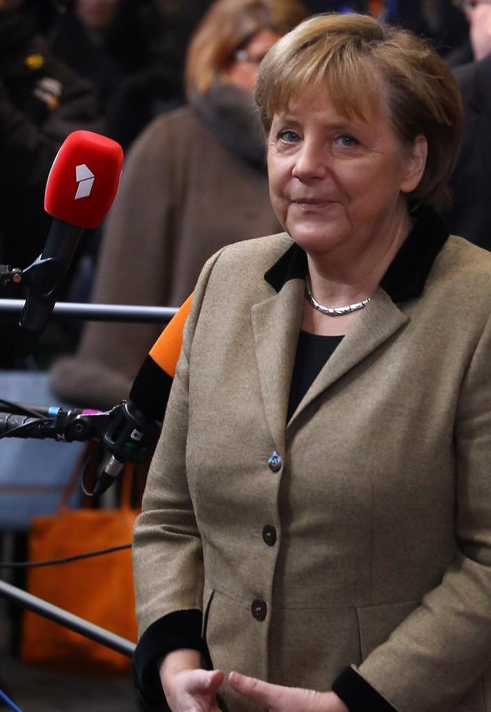 Merkel jedzie do Chin. Po wsparcie
