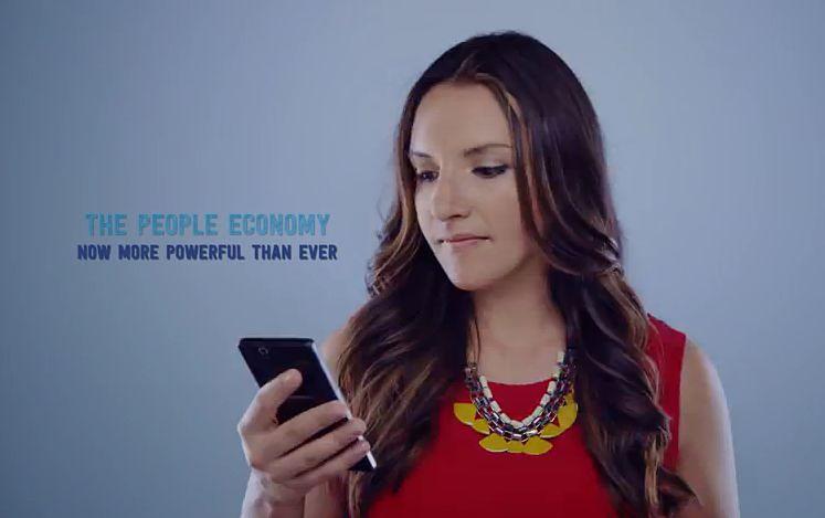 Reklama nowych funkcjonalności PayPal