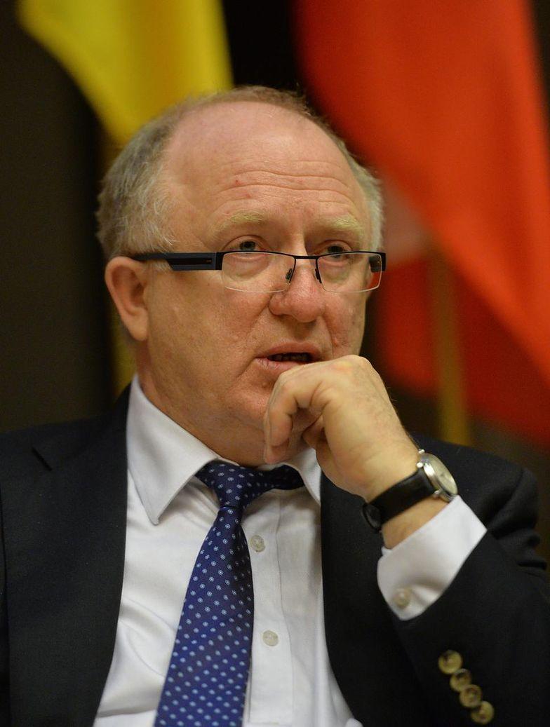 Herbert Wirth, prezes KGHM.