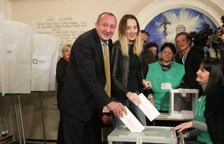 Wybory prezydenckie w Gruzji wygrał Margwelaszwili. Są wstępne wyniki