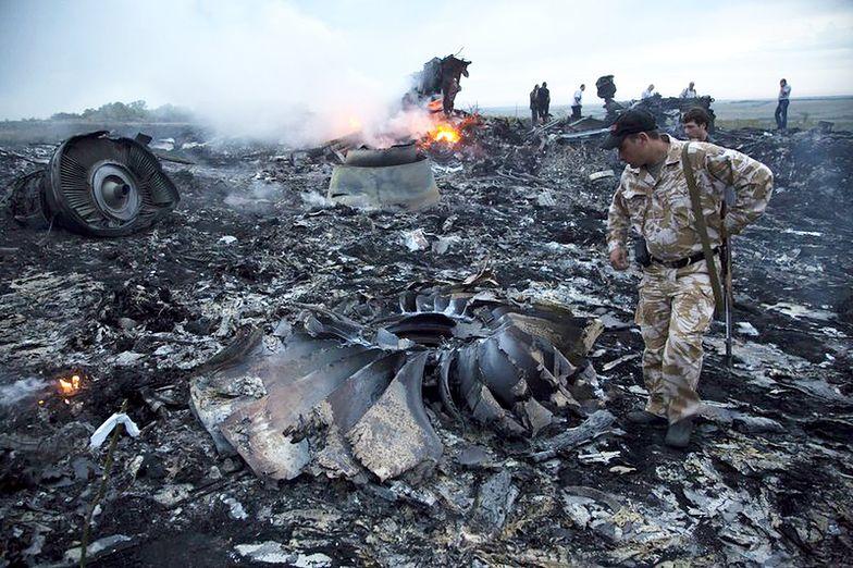 Zestrzelony samolot Malaysia Airlines. Amerykanie wyślą na Ukrainę FBI