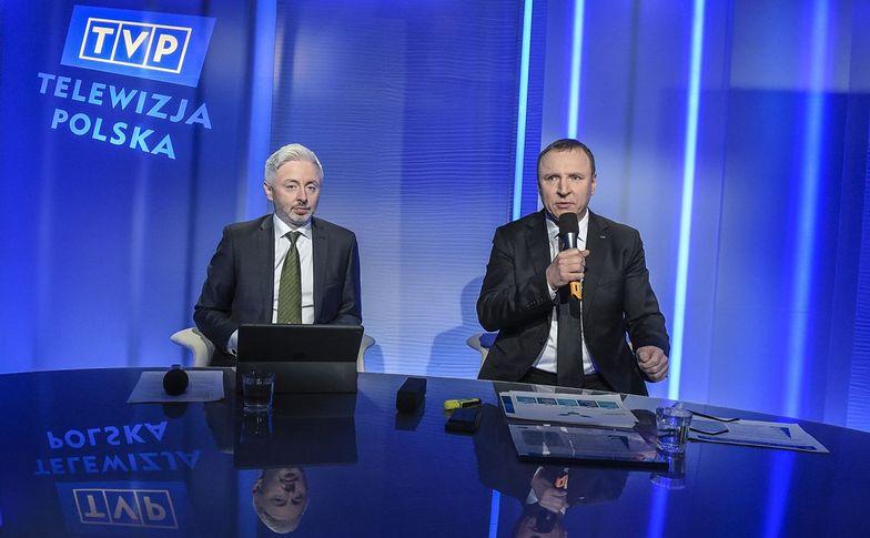 Duet Kurski-Stanceki od dwóch lat kieruje państwową telewizją. Dobrze na tym zarabia