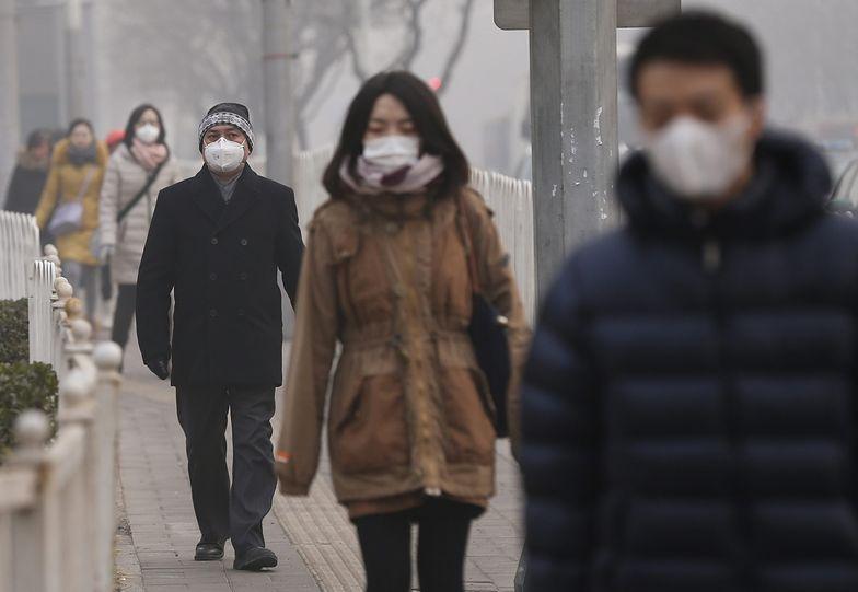 Smog w Chinach. Sąd przyzna rekompensaty?