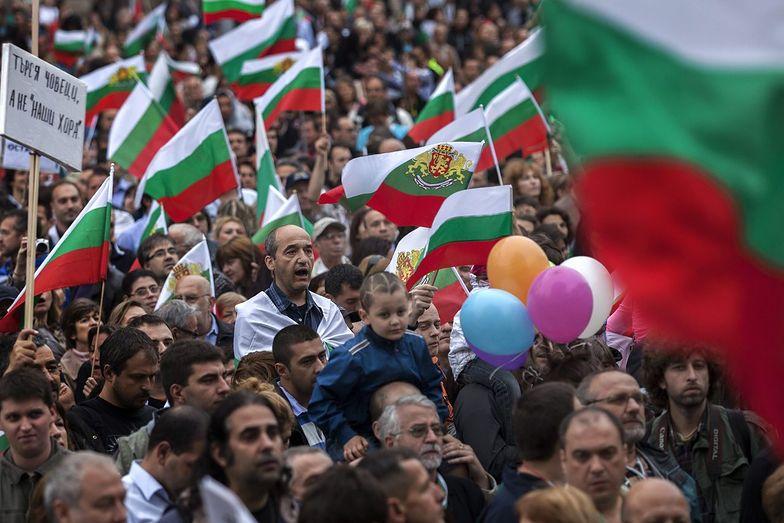 W Bułgarii blokują magistrale transportowe