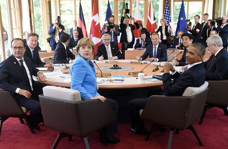 Szczyt G7. Jest decyzja, co dalej z sankcjami wobec Moskwy