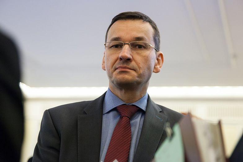 Rating Polski. Morawiecki komentuje decyzje agencji