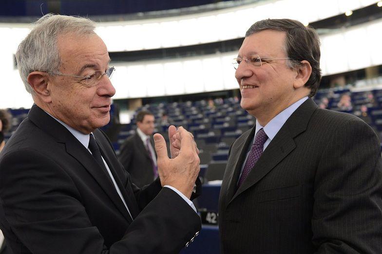 na zdjęciu: Alain Lamassoure i Jose Manuel Barroso