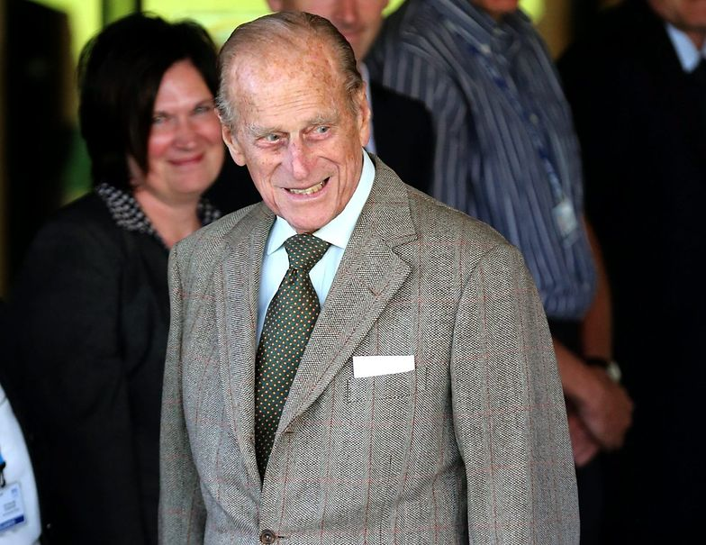 Książę Filip spędził 92. urodziny w szpitalu