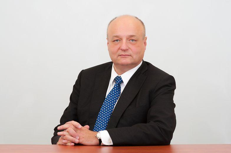 Rafał Stempniewicz, prezes Tell