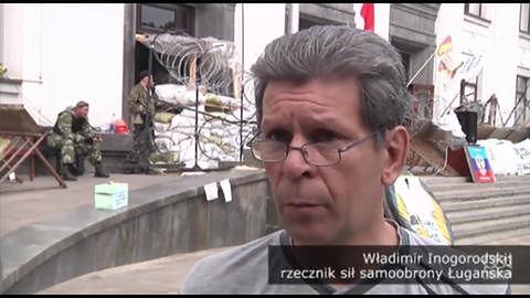 """Separatyści z Ługańska ogłosili, że wybory są """"nielegalne"""""""