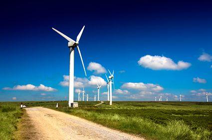 Inter RAO Lietuva analizuje projekty farm wiatrowych