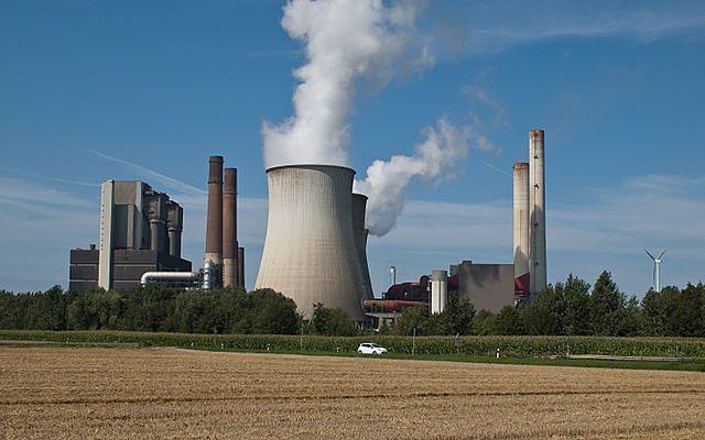 Niemiecka elektrownia Weisweiler