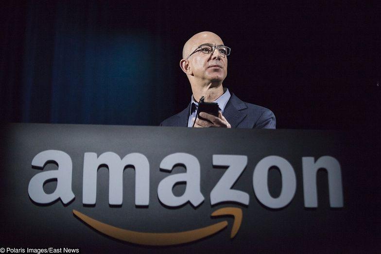 Na czele Amazon od lat stoi Jeff Bezos - najbogatszy człowiek świata.