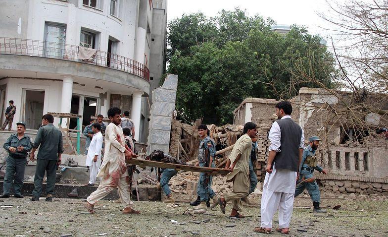 Zamach w Afganistanie. 9 zabitych w ataku na indyjski konsulat